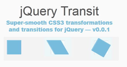 jquery-transit